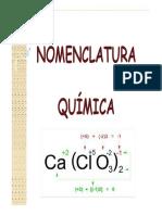 Nomenclatura Química..pdf