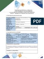 Guía de actividades y rubrica de evaluación-Tarea 2-Señales en el dominio de la frecuencia
