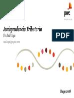 Jurisprudencia Tributaria-Raul Coya