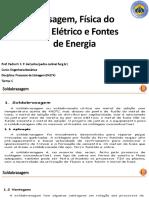 Brasagem, Física Do Arco Elétrico e Fontes de Energia
