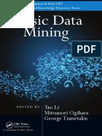 (Chapman & Hall_CRC Data Mining and Knowledge Discovery Series) Tao Li, Mitsunori Ogihara, George Tzanetakis - Music Data Mining-CRC Press (2011).pdf