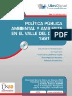 Politica Publica Ambiental y Ambiente
