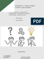 Gestión del conocimiento y nuevos medios de comunicación.pptx