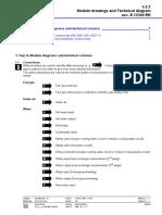 Key to Technical Diagram
