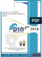 Panduan Finalis PIN 2018