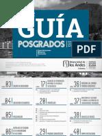 Guia Posgrado Uniandes 20172