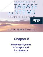 ENCh02 Database System Concepts and Architecture