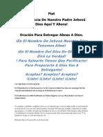 Fiats Y Oraciones.docx