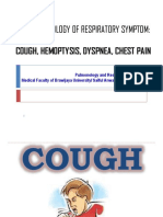 23. Pathophysiology of Sign & Symptom 2014-1 (Pulmo)