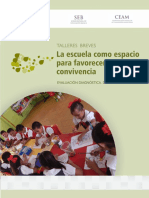 VERACRUZ Taller La Escuela Como Espacio Para Favorecer La Sana Convivencia