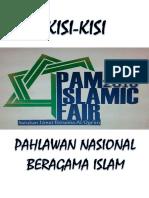 Kisi-kisi Pahlawan Nasional Islam