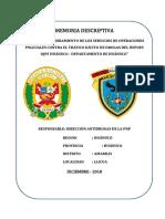 MEMORIA DESCRIPTIVA - DIRANDRO PNP.docx