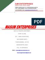 Masum Profile Event
