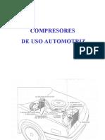 Compresores de Uso Automotriz