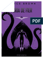 Pierce Brown -  Furia de Fier