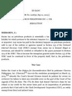 Chevron Philippines Inc. v. Cir