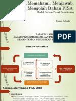 Praktik Menjawab Dan Mengolah Bahan PISA-FZ- 2018
