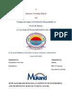 report on work load vs work life balance.docx