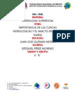 IMPORTANCIA DE LAS CUNCAS HIDROLOGICAS .docx