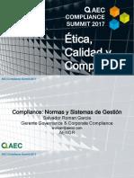 Compliance Normas y Sistemas de Gestión