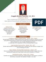 CV Anggita MP (English) 23012019 (1)