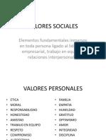 VALORES_SOCIALES