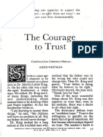RDI Courage to Trust