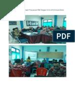 Pertemuan Pendampingan Penyusunan RBA Tanggal 21.doc