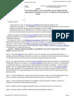Exemplul Metodologie Evaluarea Riscurilor Operationale Norma 6-2015