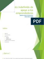 Contrato Indefinido Para Emprendedores