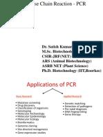 Dr. S. Khatkar Pcr