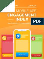 2018 Liftoff Leanplum Mobile App Engagement Index