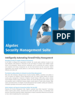 Algosec Security Management Suite