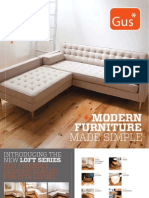 Gus* Modern | Winter/Spring 2011 Catalogue | Modern Furniture Made Simple