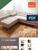 Gus* Modern | Winter/Spring 2011 Catalogue | Modern Furniture Made Simple