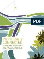 Everything is Connected Climate and Biodiversity in a Fragile World
