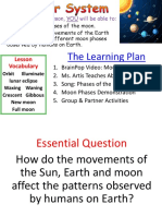 Moon Phases Lesson