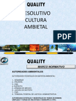 resolutivo ambiental