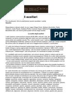 Accademia Della Crusca - La Scelta Degli Ausiliari - 2017-02-01