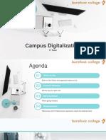 Campus Digitalization Updated