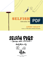 Selfish Pigs by Andy Riley - Excerpt