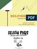 Selfish Pigs by Andy Riley - Excerpt