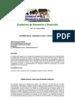 Desarrollo Local y Educacion