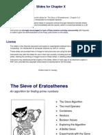 03 Sieve of Eratosthenes