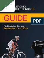 Eurobike 2010 Guide