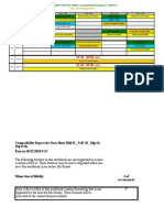Date Sheet Mid-II_ Fall' 10 _Mgt.sc. Deptt