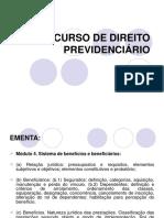 Mini Curso Direito Previdenciario Modulo_4
