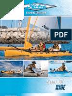 2010-11 Hobie Kayaking Collection