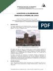 EVALUACIÓN DE LA VULNERABILIDAD SÍSMICA DE LA CATEDRAL DEL CUSCO