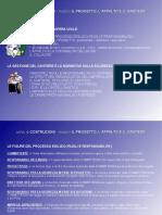 Progetto, Appalto e Cantiere - Presentazione - V.191010